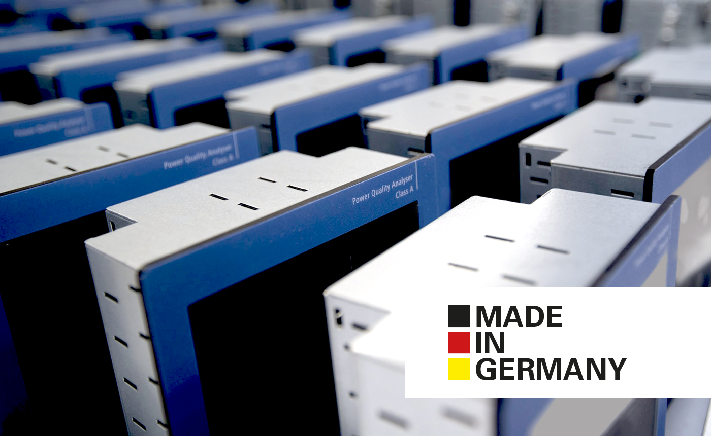 Future with tradition – made in Germany