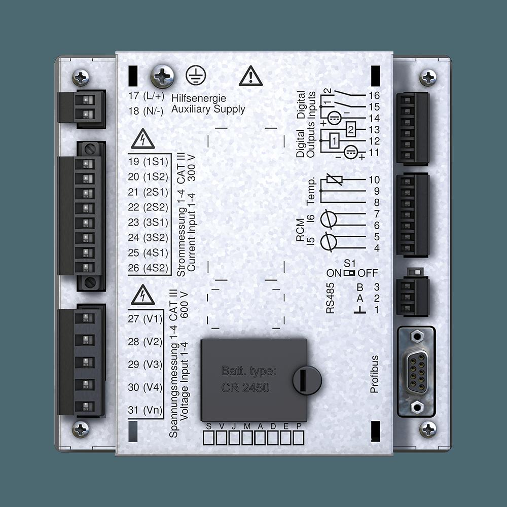 UMG 96RM-E - Janitza electronics