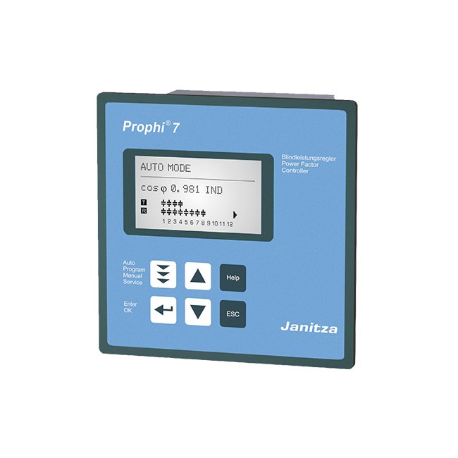 Power factor controller Prophi® 7