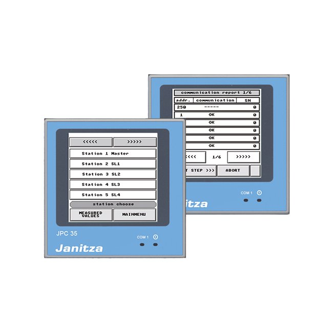 Touchpanel JPC35 Multi Touch