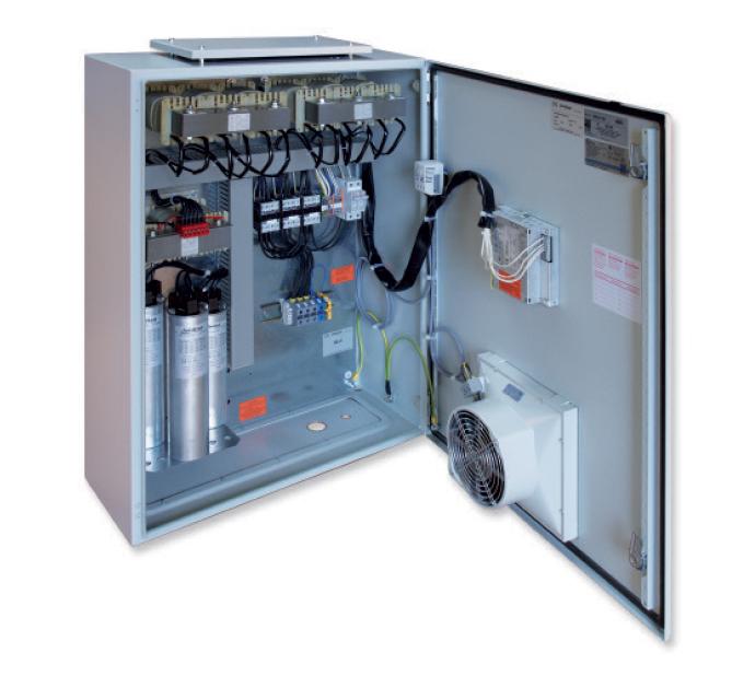 De-tuned power factor correction systems - Janitza electronics
