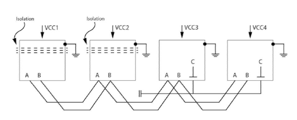 communication via the rs485 interface